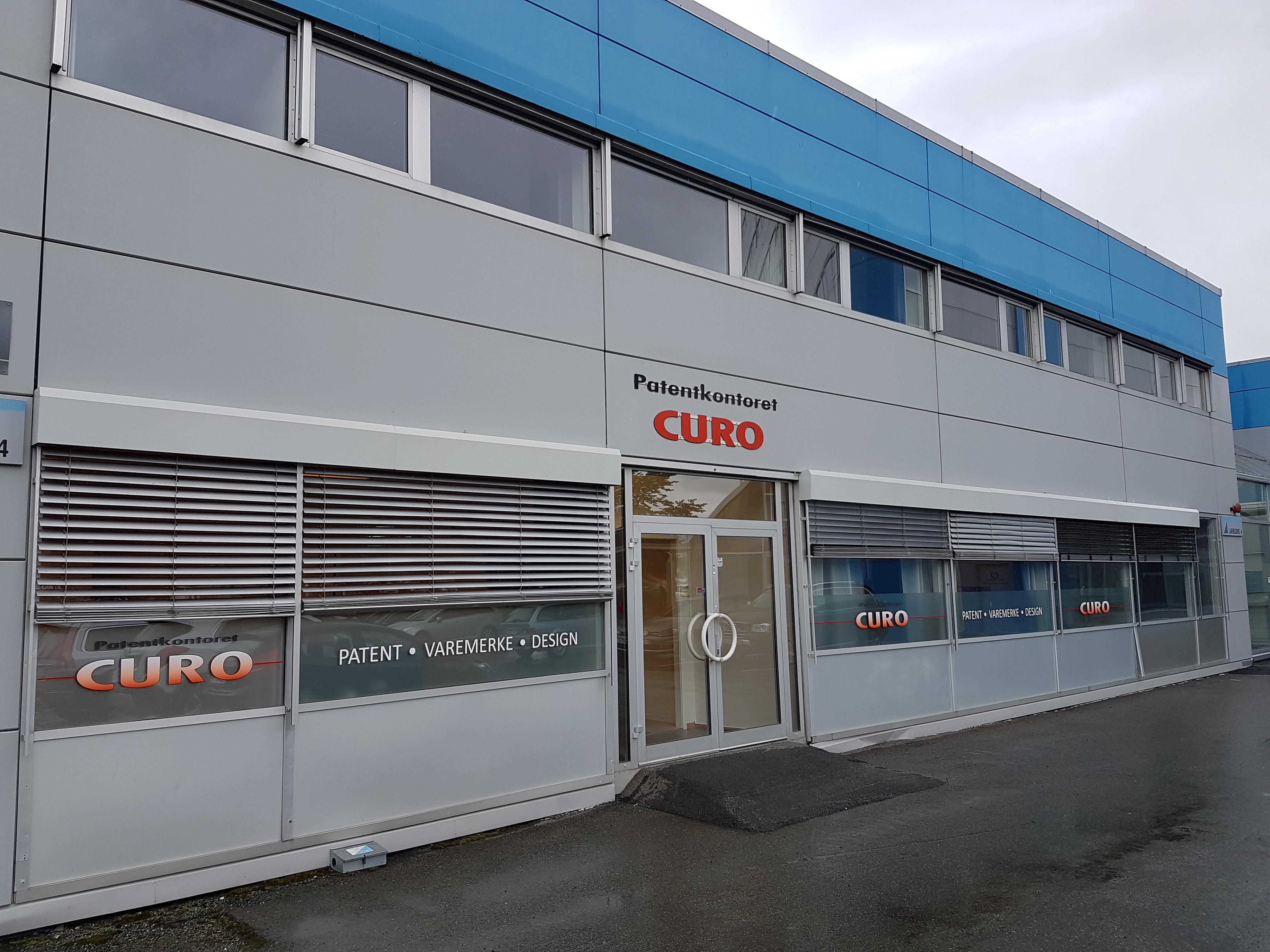 Bilde av kontorlokale ved Trekanten i Vestre Rosten 81, Tiller/Trondheim.